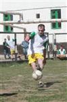 Тульские журналисты сыграли в футбол с зэками, Фото: 18
