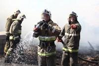 Пожар в Плеханово 9.06.2015, Фото: 49