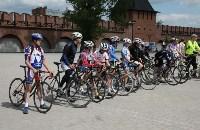 В Туле встретили участников велопробега Москва–Сочи «Помоги встать!», Фото: 11