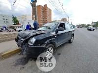 Серьезное ДТП на Зеленстрое: водитель «девятки» от удара вылетел из машины, Фото: 5