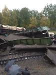 Крушение поезда в Тульской области, Фото: 23