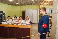 Учения МЧС в убежище ЦКБА, Фото: 7