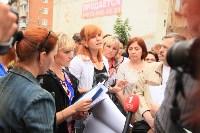 Встреча с предпринимателями на Фрунзе. 26.07.2015, Фото: 27