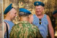ветераны-десантники на день ВДВ в Туле, Фото: 6