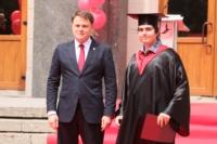 Вручение дипломов магистрам ТулГУ. 4.07.2014, Фото: 50