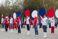 Акция год до старта ХIХ Всемирного фестиваля молодежи и студентов – 2017, Фото: 39