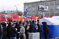 В Туле прошел митинг в поддержку Крыма, Фото: 30