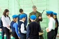 Юные туляки приняли участие в военно-спортивной игре, Фото: 5