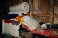 Из-за пожара тульская семья живет в сарае , Фото: 12