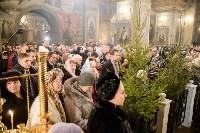 Рождественское богослужение в Успенском соборе Тулы, Фото: 67