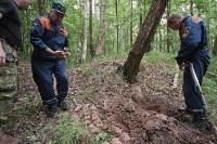 В лесу под Тулой поисковики нашли тайник с гранатами, Фото: 29