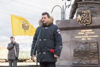 Открытие экспозиции в бронепоезде, 8.12.2015, Фото: 30