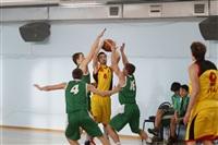 БК «Тула» дважды обыграл баскетболистов из Подмосковья, Фото: 15