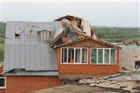 Последствия урагана в Ефремове., Фото: 28