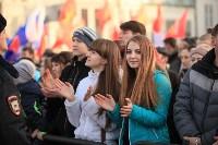 Празднование годовщины воссоединения Крыма с Россией в Туле, Фото: 21