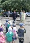Владимир Груздев посетил детский сад №50 в Новомосковске, Фото: 3