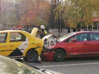 Массовое ДТП на ул. Металлургов, Фото: 4