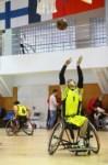 Чемпионат России по баскетболу на колясках в Алексине., Фото: 3