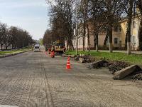 В Туле начали ремонт дорог на ул. Октябрьской и ул. Металлургов, Фото: 15