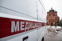 Алексей Дюмин передал региональному Центру медицины катастроф 39 новых автомобилей, Фото: 30