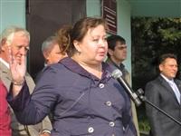 В Туле открыта мемориальная доска Вячеславу Незоленову, Фото: 5