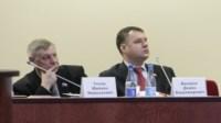 Выездное заседание комитета Совета Федерации в Туле 30 октября, Фото: 3