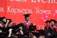 Владимир Груздев поздравил выпускников магистратуры ТулГУ, Фото: 5