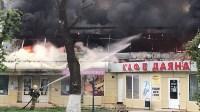 """Сгорел рынок """"Салют"""", Фото: 4"""