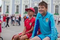 Футбол на большом экране в Тульском кремле, Фото: 34