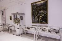 Монтаж экспозиции нового музея на Куликовом поле. Август 2016, Фото: 49