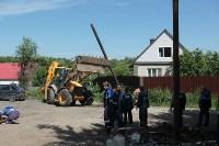 На Косой Горе ликвидируют незаконные врезки в газопровод, Фото: 56