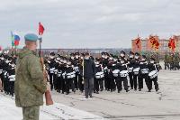 В Туле прошла первая репетиция парада Победы: фоторепортаж, Фото: 13