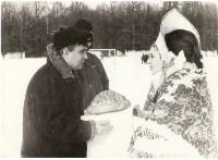 Открытие зимнего футбольного турнира. Ф.Черенков. 1996, Фото: 8
