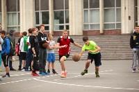 Соревнования по уличному баскетболу. День города-2015, Фото: 62