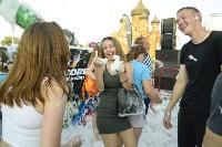 В центре Тулы прошла большая пенная вечеринка, Фото: 100