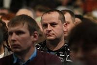 Владимир Груздев в Белевском районе. 17 декабря 2013, Фото: 39
