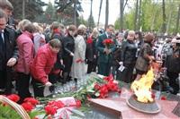 В Белёве зажгли Вечный огонь, Фото: 82