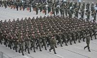 Репетиция Парада Победы в подмосковном Алабино, Фото: 120