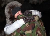 Проводы тульских спецназовцев на Северный Кавказ, 12.01.2016, Фото: 8