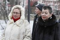 Открытие памятника Василию Жуковскому в Туле, Фото: 17