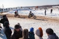 Соревнования по мотокроссу в посёлке Ревякино., Фото: 100