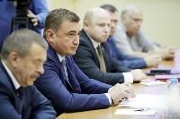 Алексей Дюмин  посетил АО «АК «Туламашзавод», Фото: 15