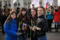 Празднование годовщины воссоединения Крыма с Россией в Туле, Фото: 14