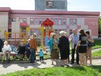 Встреча с жителями по вопросу благоустройства Молодежного бульвара , Фото: 8