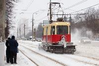 Последствия снежного циклона в Туле, Фото: 28