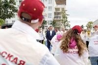 В Сочи губернатор Алексей Дюмин встретился с делегацией Тульской области, Фото: 1