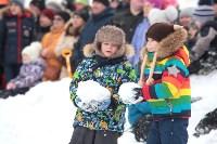 Как туляки провожали зиму на набережной Упы, Фото: 130