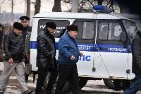 Бунт в цыганском поселении в Плеханово, Фото: 22