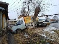 В Туле угнанная маршрутка устроила массовое ДТП, Фото: 8