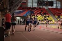 Открытый чемпионат и первенство Тулы по легкой атлетике 4 марта 2014, Фото: 8